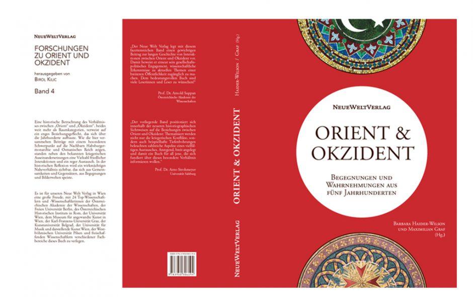 """Buchpräsentation Orient & Okzident- Das neue Buch des """"Neue Welt Verlag"""""""