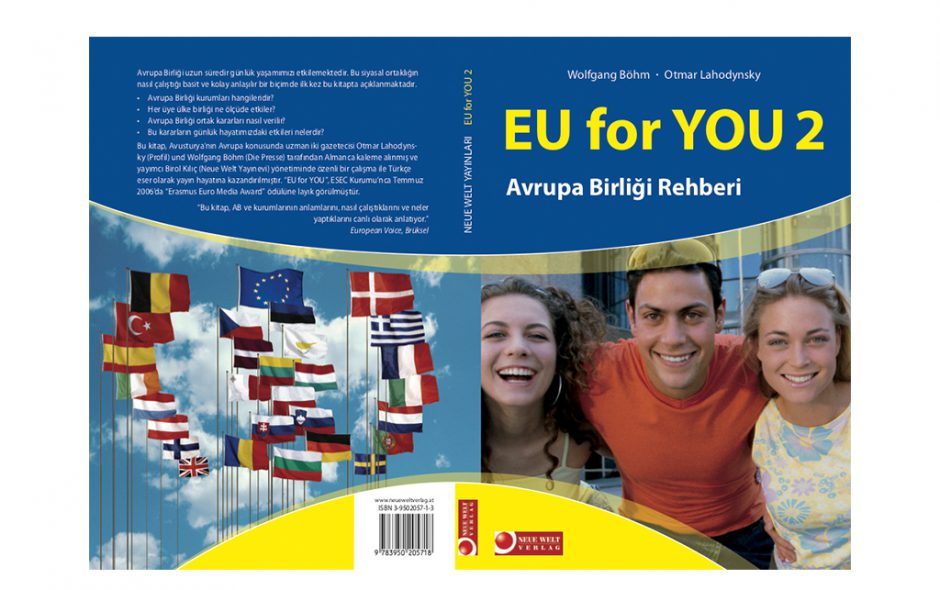 EU for YOU! auf Türkisch