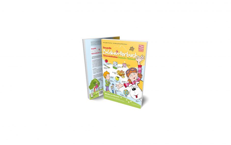 """5. Auflage: """"Das große Bildwörterbuch Österreichisches Deutsch – Türkisch"""""""